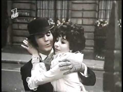 STEREO  REEDIT of London 1968 Clip ~ CINDERELLA ROCKEFELLA  ESTHER & ABI OFARIM ~