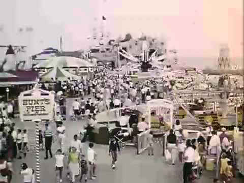 Wildwood new jersey classic tv commercial 1970's