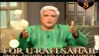 Rafi Saab - Javed Akhtar
