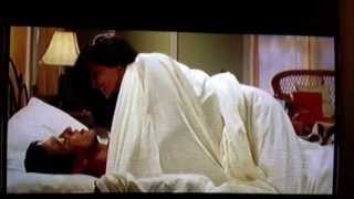Indian Bengali Wife Raima Sen teases her husband and tickles him in bed