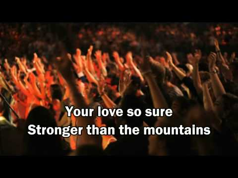 Love So High - Hillsong Live (with lyrics) (Worship with tears 32)