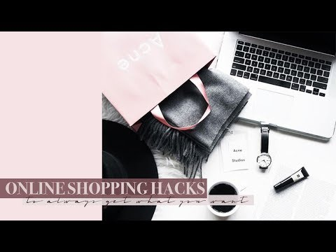 Online Shopping Hacks - Tips & Tricks to Always Get What You Want   Mademoiselle #ad