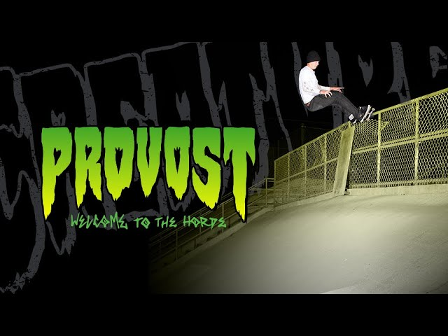 Collin Provost welcome to Creature