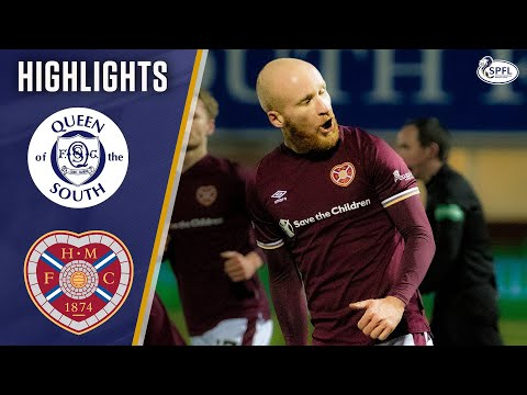Queen Of South Hearts Goals And Highlights