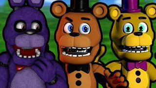 BONNIE PLAYS: FNAF World: Redacted || THE NEW AND IMPROVED FNAF WORLD!!!