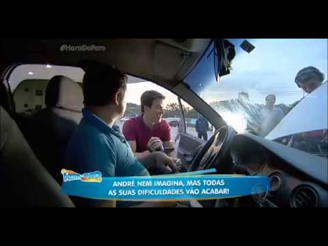 Prótese de Perna no A Hora do Faro - André  Conforpés