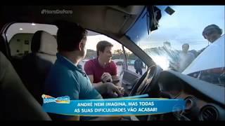 Baixar Prótese de Perna no A Hora do Faro - André   Conforpés