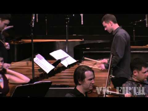 Steve Reich, Music for 18 Musicians  FULL PERFORMANCE with eighth blackbird