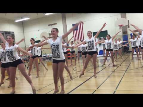 Castillero Middle School Spring Dance Concert 2016 - Opening