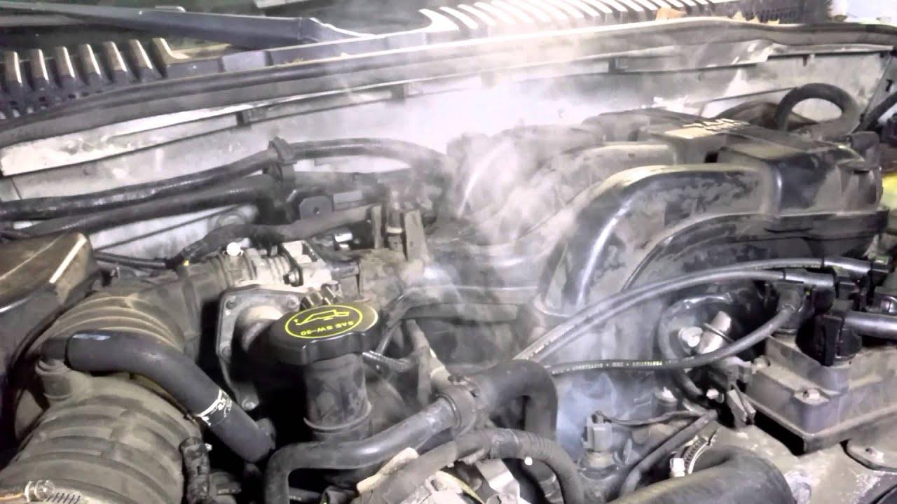 2004 Ford Explorer 40l Intake Manifold Leak
