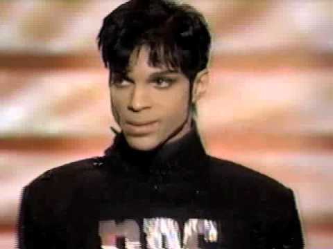 Prince American Music Awards Tribute Directed by Jamie King