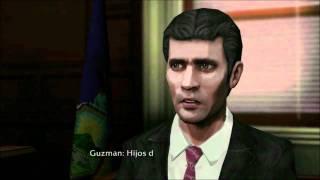 Law & Order: Legacies Video Game - Adam Harrington as Guzman