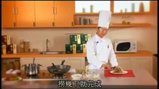 壽桃牌健康新煮意 薑蔥叉燒撈鮑魚麵