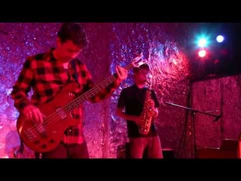 Stuart Popejoy & Chris Pitsiokos - at JACK, Brooklyn - May 18 2014