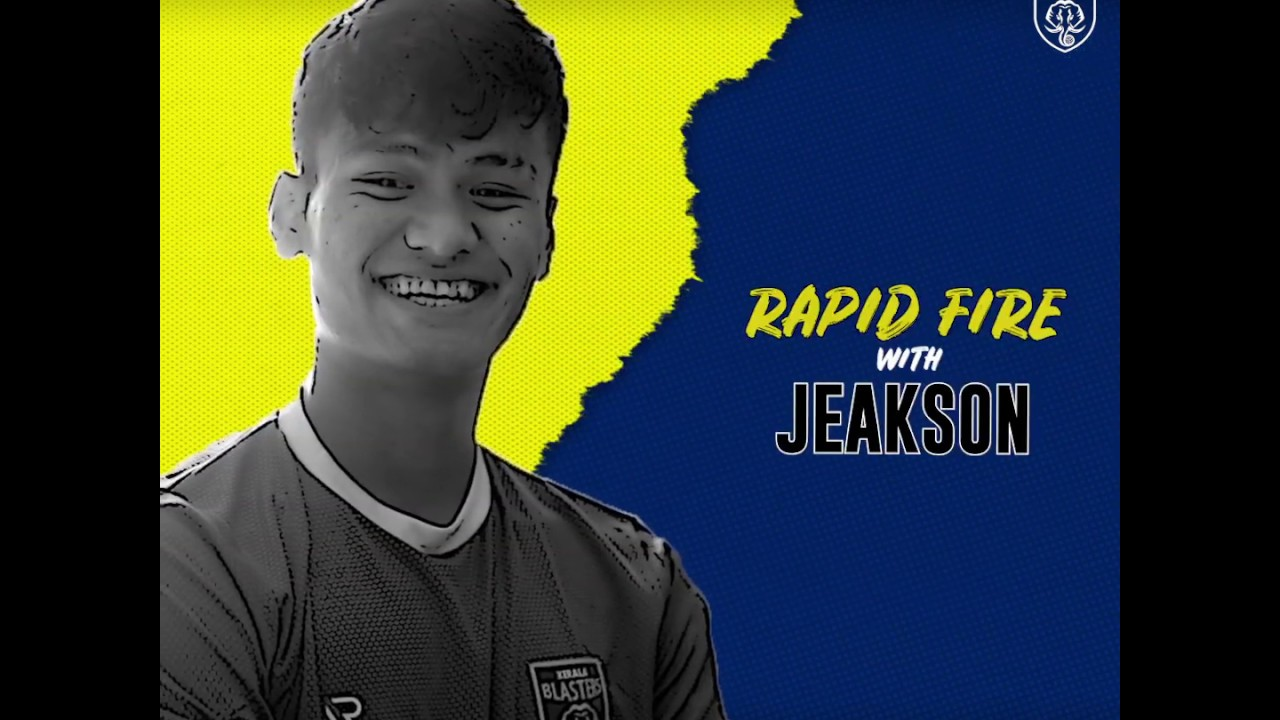 #RapidFire with Jeakson Singh