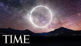 Solar Eclipse 2017 Full 360 VR Experience In Casper Wyoming  360 Video  TIME