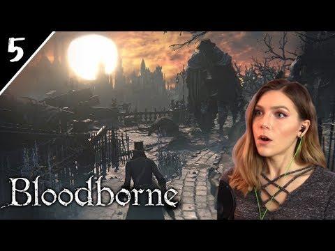 Cathedral Ward | Bloodborne Pt. 5 | Marz Plays