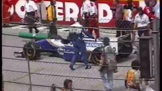 vuclip F1 Imola San Marino 1994 (Ayrton Senna and Roland Ratzenberger)