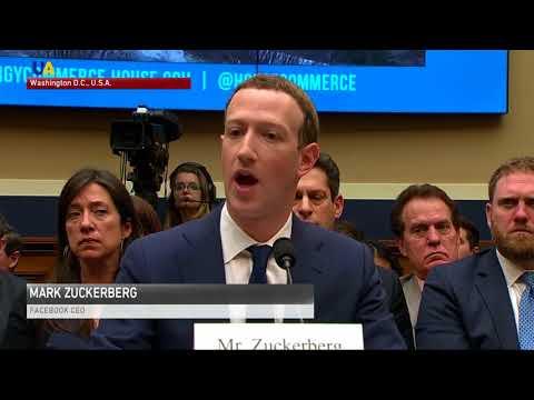 Zuckerberg Answered U.S. Senators About Data Privacy on Facebook