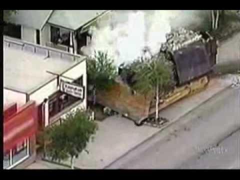 Man Destroys Town Youtube