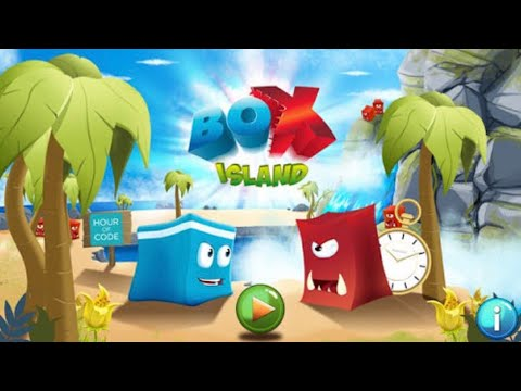 Box Island - Coding Adventure - The Hour of Code - Kids Coding Game