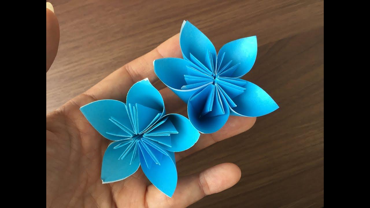 Easy Kusudama Flower Tutorial
