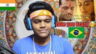 INDIAN REACTS TO Brazilian Soap Opera India a Love Story - Caminho das Índias