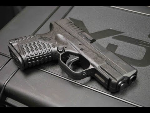 Quick Look at XDs .45 acp ( in pictures ) Springfeild Armory - A single stack pistol.