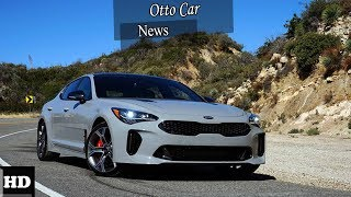 HOT NEWS !!! 2018 Kia Stinger GT Review Q and A