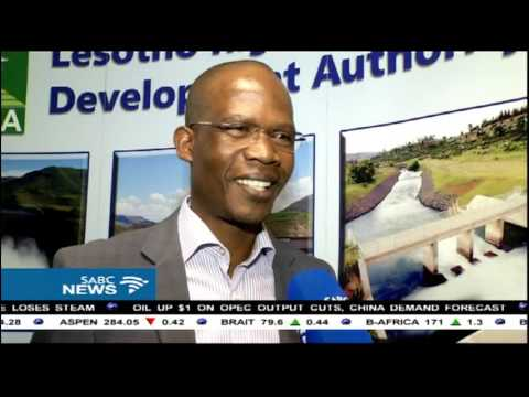 Lesotho Highlands Water Project Dam levels gone up by 5%