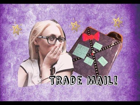 Subscriber Trade Mail Swap!   Gabrielle Regina