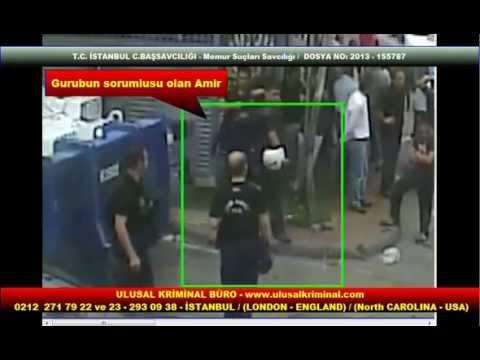 Berkin Elvan'ın vurulma görüntüleri...