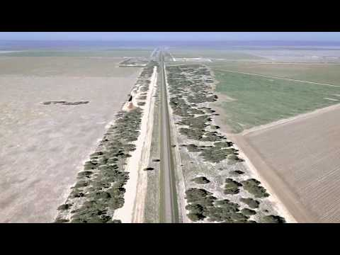 Border to Gowrie project fly-through – February 2020