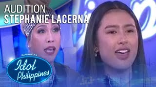 Stephanie Lacerna - If I Ain't Got You | Idol Philippines 2019 Auditions