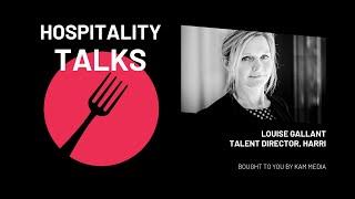 Hospitality Talks   Ep. 4 Louise Gallant