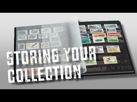 Storing Stamp Collections: What You Need To Know!