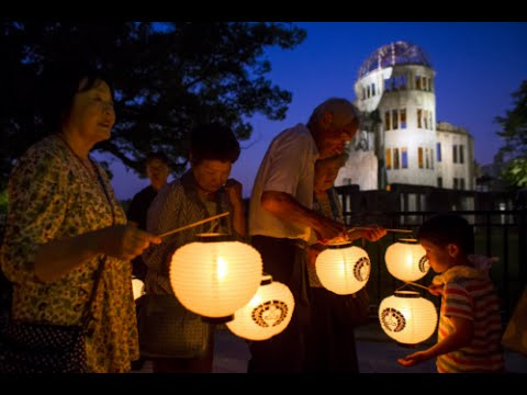 Atomic bomb killed tens of thousands of Japanese in Hiroshima 70 years ago