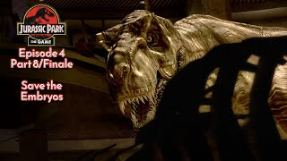 Video Jurassic Park: The Game - Ep 4: The Survivors (PC) - Part 8/Finale: Save the Embryos download MP3, 3GP, MP4, WEBM, AVI, FLV November 2017