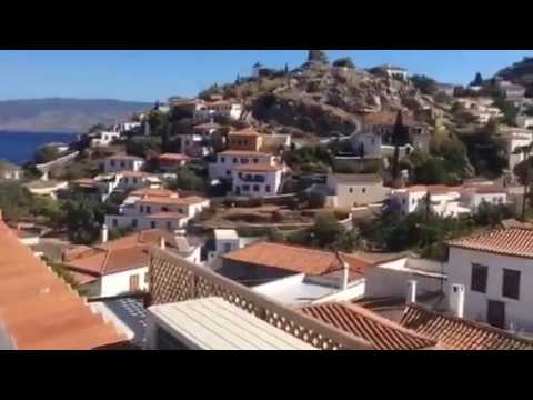 Freddys House to rent on Hydra Island Greece