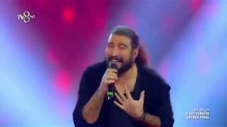 Ferhat Üngür Çeyrek Final ''BEN NE YANGINLAR GÖRDÜM'' | O Ses Türkiye