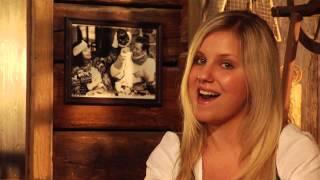 Natalie Holzner - Leise rieselt der Schnee thumbnail