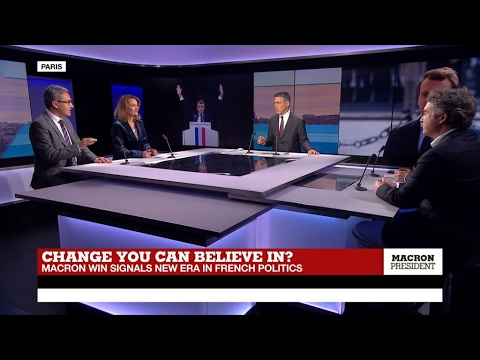 Change you can believe in? Macron win signals new era in French politics (part 2)