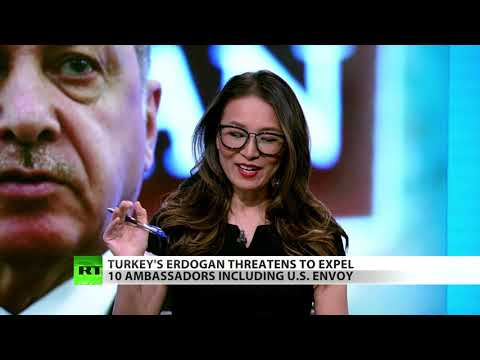 FULL SHOW: Turkey to expel western diplomats; NATO future hangs in balance