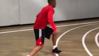 CJ Mccollum Summer 17 Workouts w/ Chris Brickley