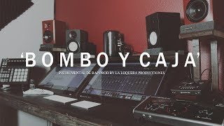 BOMBO Y CAJA - BASE DE RAP / OLD SCHOOL HIP HOP INSTRUMENTAL USO LIBRE (PROD BY LA LOQUERA 2018)