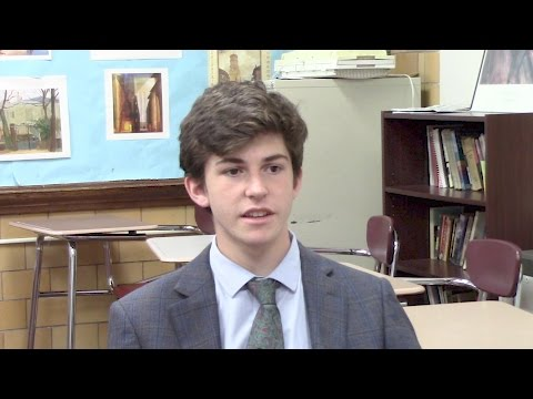 Sean Butler Interview for 2017-2018 Student Senate Vice President