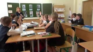 Хачатурова Н  Ю  Фрагмент урока английского языка в 5 классе