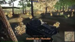 Война  С чего начать Танки Германии  WAR THUNDER(В War Thunder представлены три вида войск, которые могут участвовать в одном бою, или же по отдельности. Смена..., 2014-05-02T20:27:32.000Z)