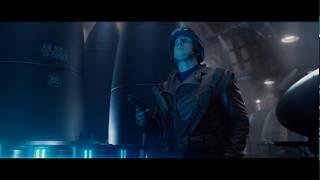 Капитан Америка освобождает пленных из тюрьмы. Первый мститель 2011