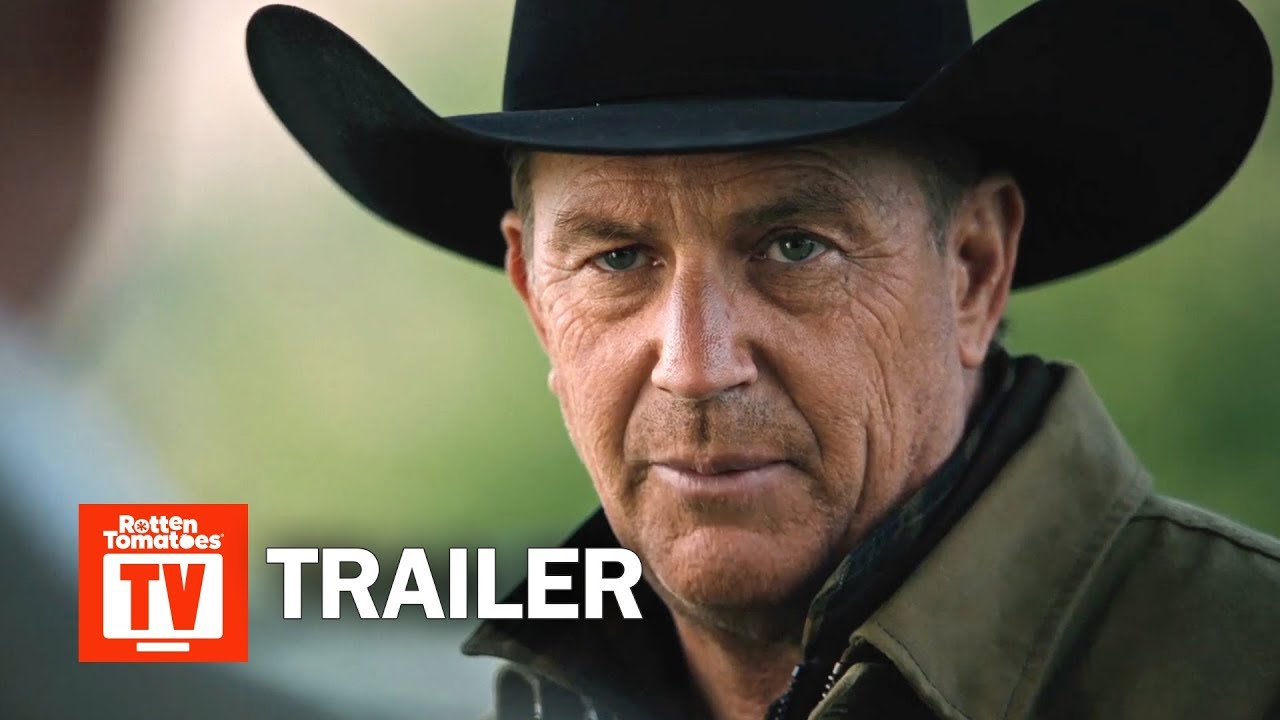 Yellowstone Season 2 Trailer | Rotten Tomatoes TV - YouTube